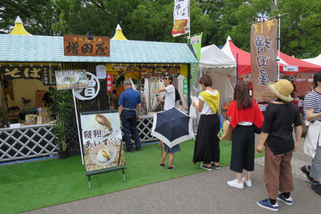 大江戸和宴「蕎麦フェス2017」出展決定!