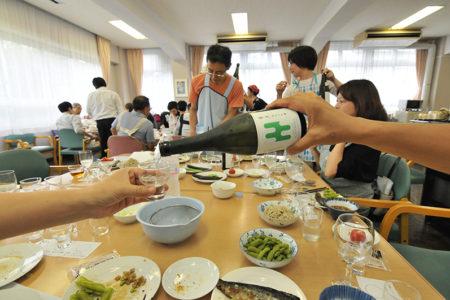 新潟銘酒とお蕎麦を愉しむ会