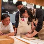 地元大和市でご活用頂ける蕎麦屋のそば打ち会